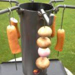Grill Tube kooktoestel