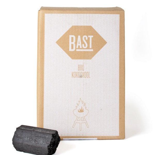 Bast BBQ houtskool briketten