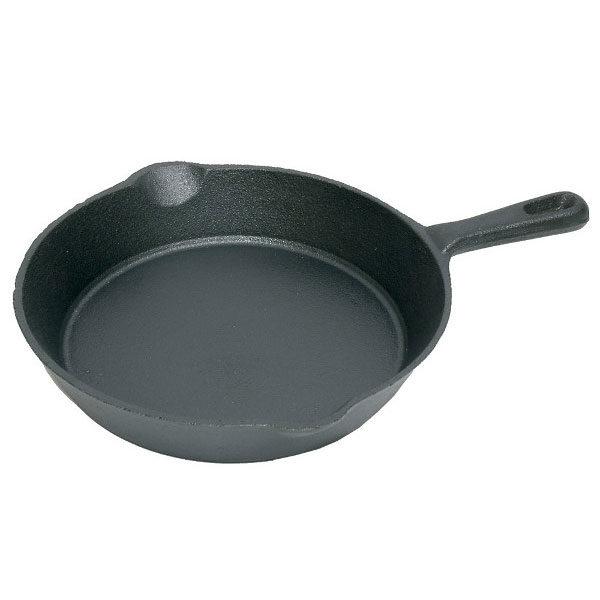 Gietijzeren koekenpan 12 inch