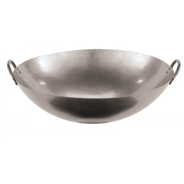 stalen wokpan