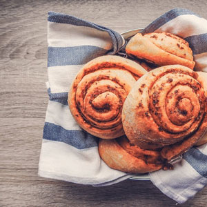 Cinnamon rolls - Dutch Oven