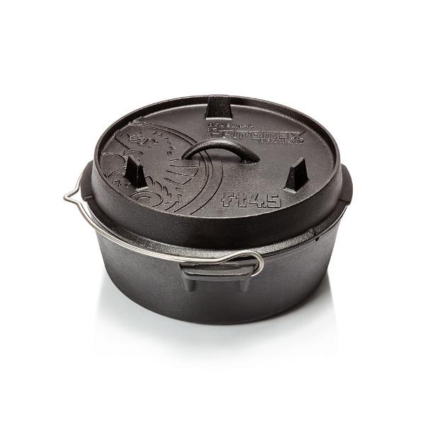 Petromax Dutch Oven ft4,5 vlakke bodem