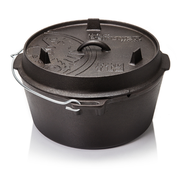 Petromax Dutch Oven ft9 vlakke bodem