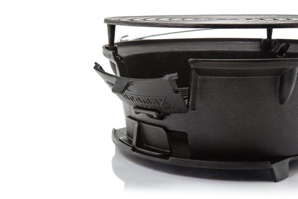 Gietijzeren barbecue Petromax tg3