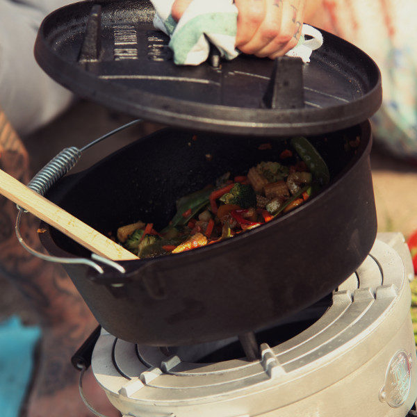 Joy Stove Dutch oven