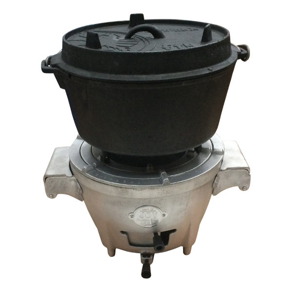 Joy stove large met Petromax FT9