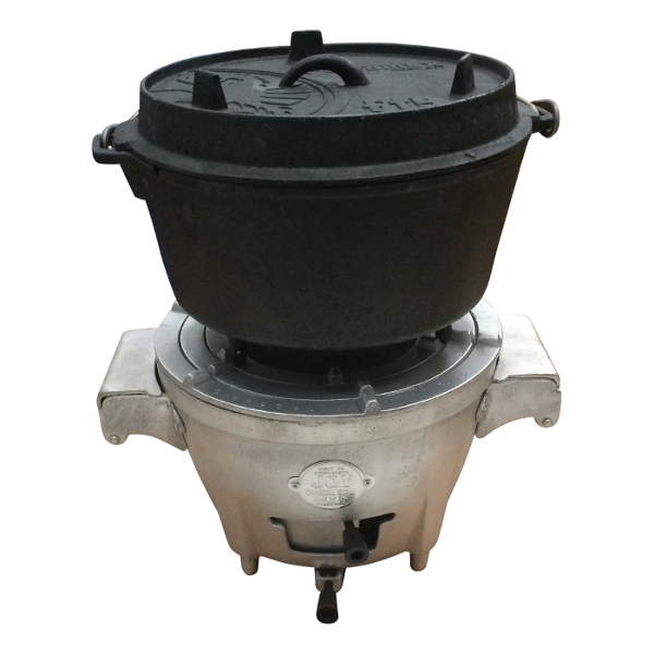 Joy stove large met Petromax FT9