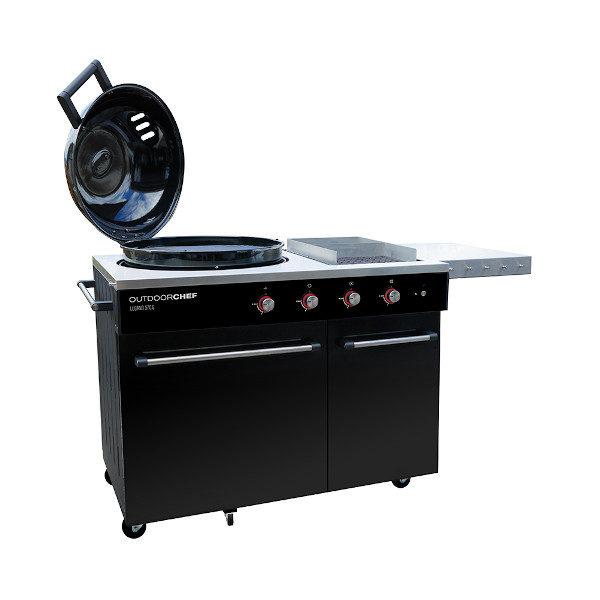Outdoorchef Lugano Gasbarbecue
