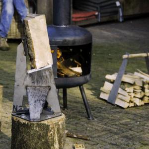 houtkloven