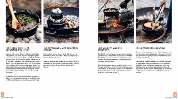 Kookboek Dutch Oven