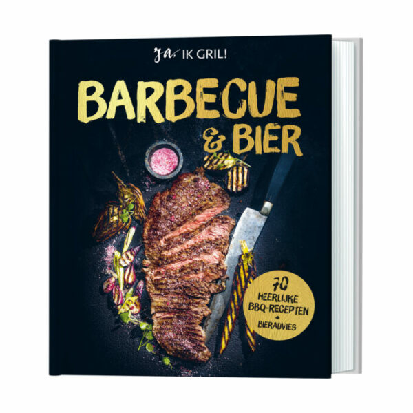 kookboek Barbecue en Bier