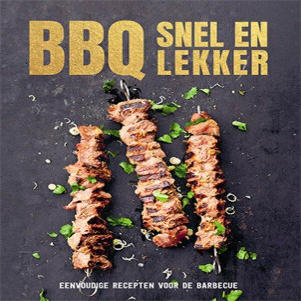 kookboek BBQ – Snel en Lekker