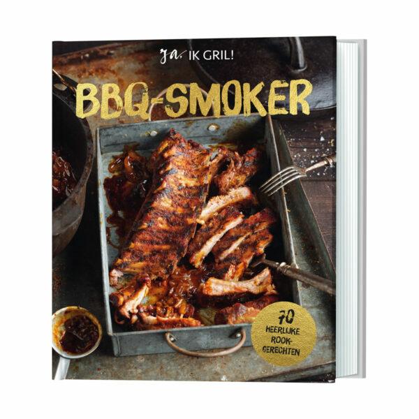 Kookboek BBQ Smoker - Ja ik Grill
