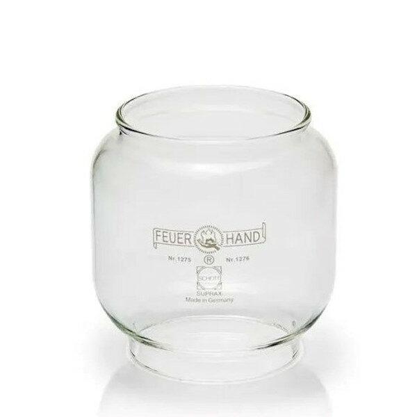 Helder glas Feuerhand stormlamp