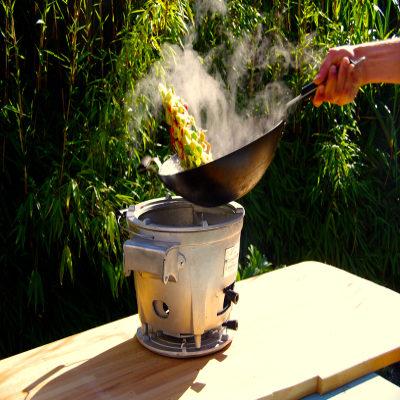 Joy Stove houtkool barbecue