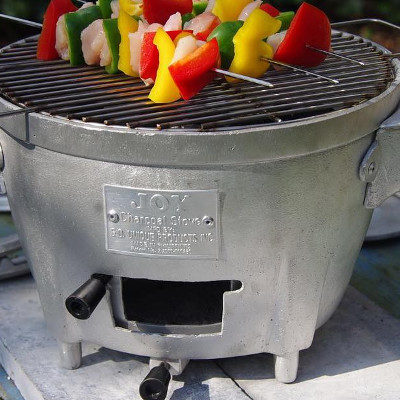 Joy Stove houtkool barbecue